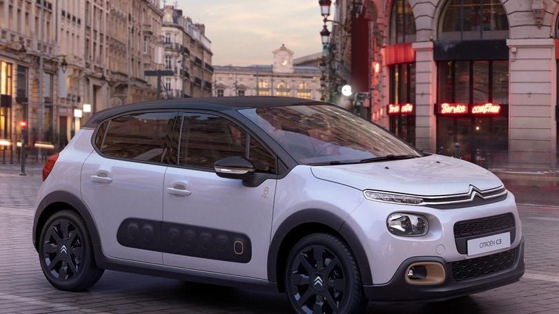 Una Citroën C3 Origins per il neonato André(a)