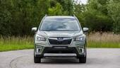Subaru Forester e-Boxer: la prova su strada
