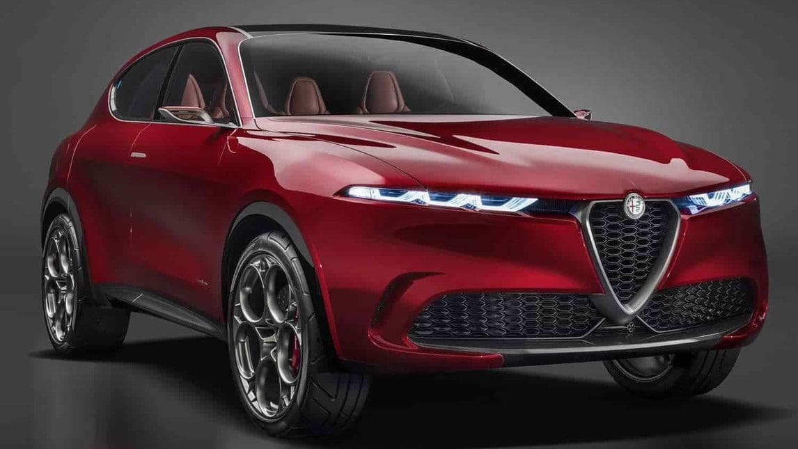Alfa Romeo Stelvio Super >> Alfa Romeo Tonale: le nuove immagini ufficiali - Auto.it