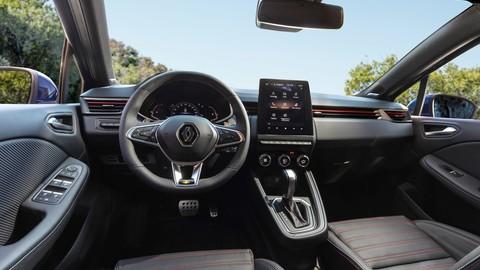 Nuova Renault Clio: foto del test