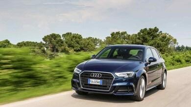 Audi A3 g-tron: 400 km con 17 euro