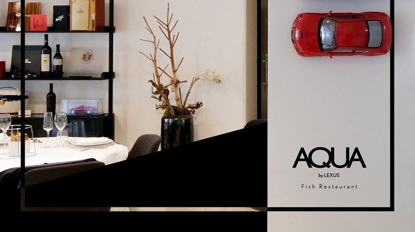 Vinòforum incontra Lexus: il bello di cucina e auto