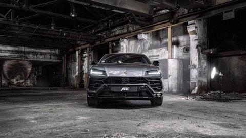 Lamborghini Urus by Abt: foto