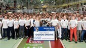 FCA, prodotti 100.000 motori FireFly