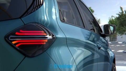 Nuova Renault Zoe: VIDEO