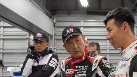 Video: Toyota GR Super Sport, il test della supercar stradale