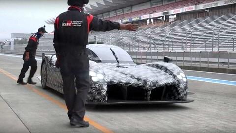 Foto: Toyota GR Super Sport, test della versione stradale