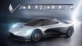 Aston Martin Valhalla, ha un nome la AM-RB 003
