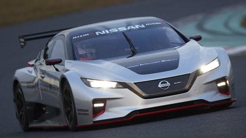 VIDEO: Nissan Leaf RC Nismo