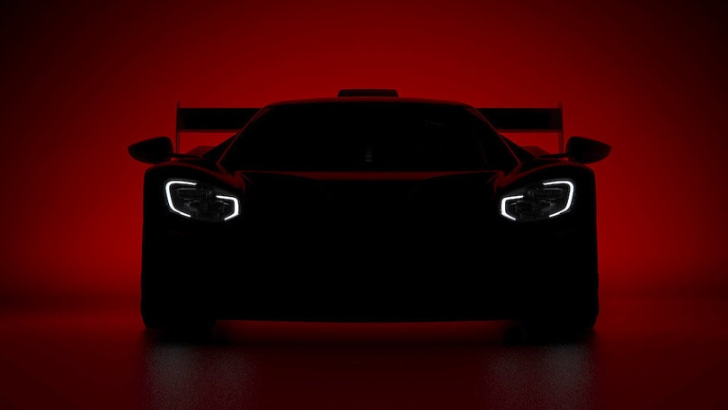 Ford GT, a Goodwood con il DNA della GTE