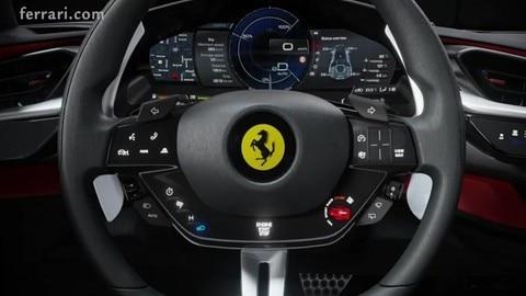 Ferrari SF90 Stradale, il powetrain: VIDEO