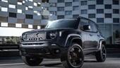 Militem Hero, la super Jeep Renegade personalizzata