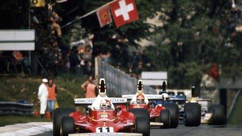 All'asta la mitica Ferrari 312T di Niki Lauda: le foto