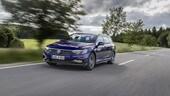 Nuova Volkswagen Passat, la prova su strada