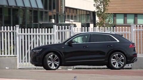 VIDEO: Audi Q8, la prova