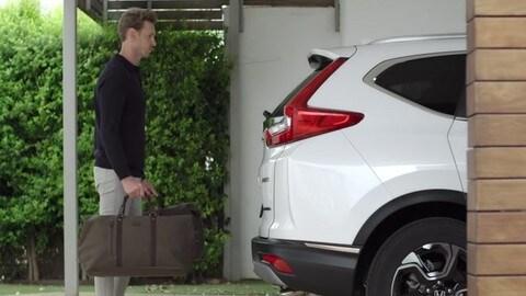 Honda CR-V Hybrid: VIDEO