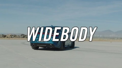 VIDEO: Dodge Charger Widebody