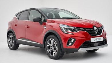 Nuova Renault Captur, ora anche ibrida plug-in