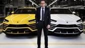 Lamborghini, nuovo impianto di verniciatura con intelligenza artificiale