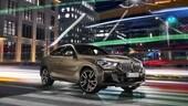 Nuova BMW X6, Doppio Rene da effetto speciale