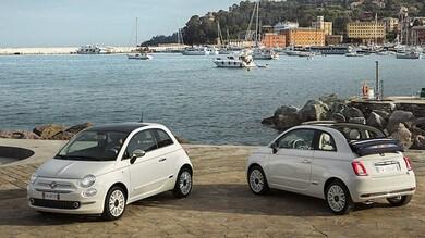 Fiat 500 Dolcevita, la serie speciale tra pelle Frau e legno nautico