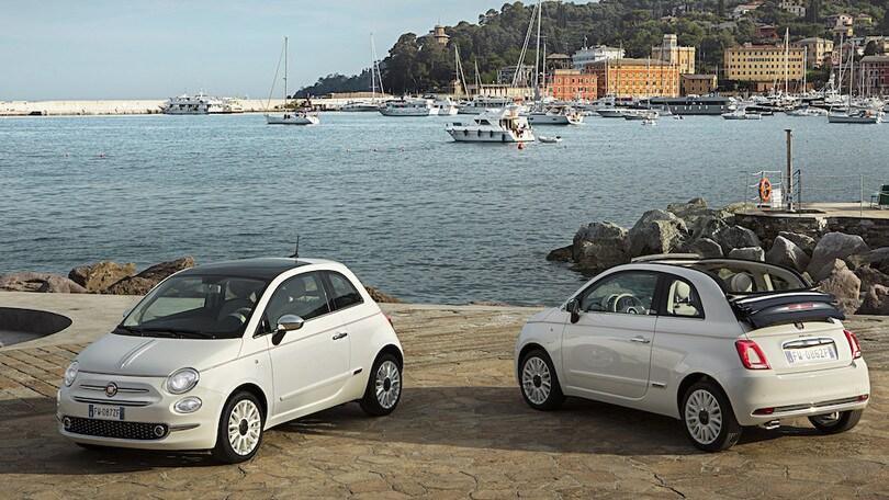 Fiat 500 Dolcevita La Serie Speciale Tra Pelle Frau E Legno Nautico