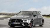 Nuova Mercedes-AMG A45 e CLA 45, supersportive di razza