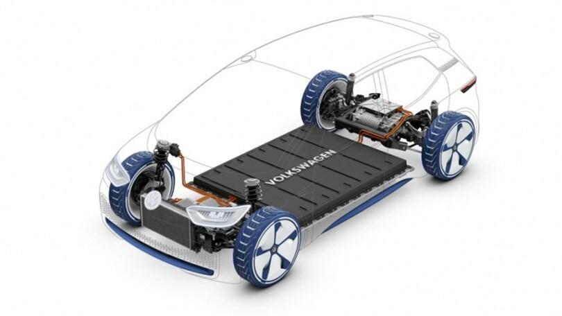 Volkswagen e Ford, alleanza per l'auto elettrica