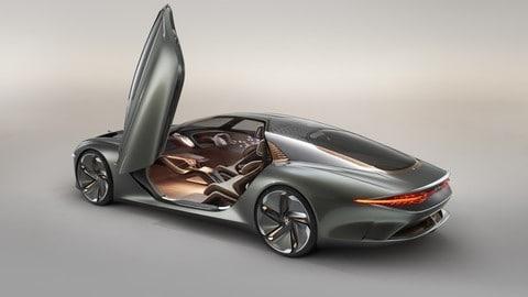 Bentley EXP 100 GT: foto