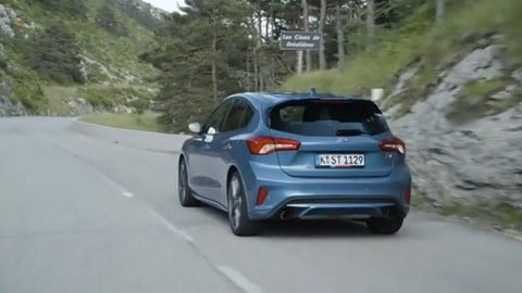 VIDEO: Ford Focus ST, sportiva vera