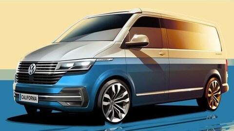 Volkswagen California teaser FOTO