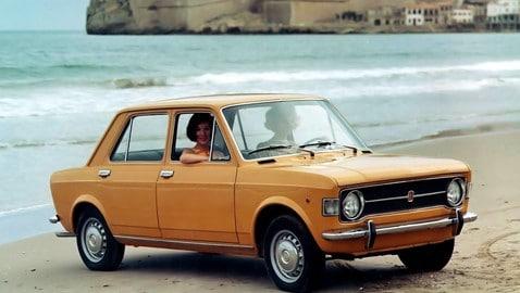 "1969 Fiat 128, ""l'auto più venduta in Europa"" FOTO"