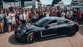 Porsche Taycan, i numeri della Turbo e della Carrera