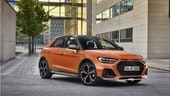 Audi A1 citycarver, centimetri in più direzione crossover