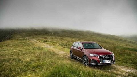 Audi Q7 restyling, la prova: FOTO