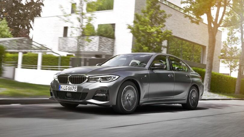 BMW Serie 3 Plug-in Hybrid: primo contatto