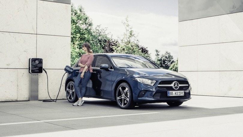 Mercedes Classe A e Classe B è tempo di ibrido plug-in