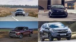 Le 10 auto più vendute al mondo: LE FOTO