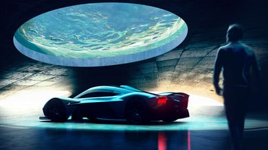 Aston Martin Automotive Galleries and Lairs: dimore di lusso per auto
