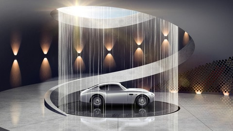 Aston Martin Automotive Galleries and Lairs: le foto dei concept
