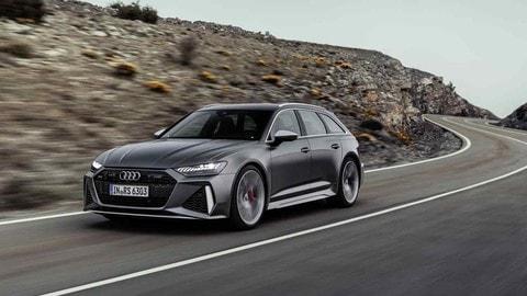 Audi RS 6 Avant: FOTO