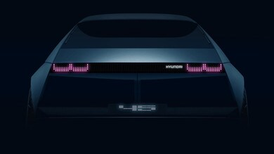 Hyundai 45 Concept, un elettrico vintage prepara il futuro