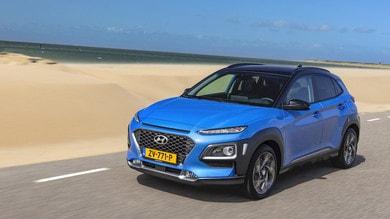 Hyundai Kona Hybrid: primo contatto con l'ibrida coreana
