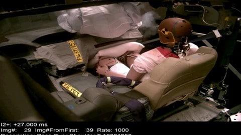 Honda, come funziona il nuovo airbag 2020: VIDEO