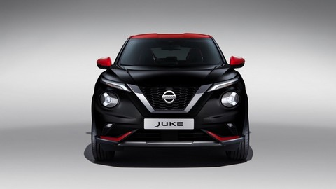 Nuova Nissan Juke: foto