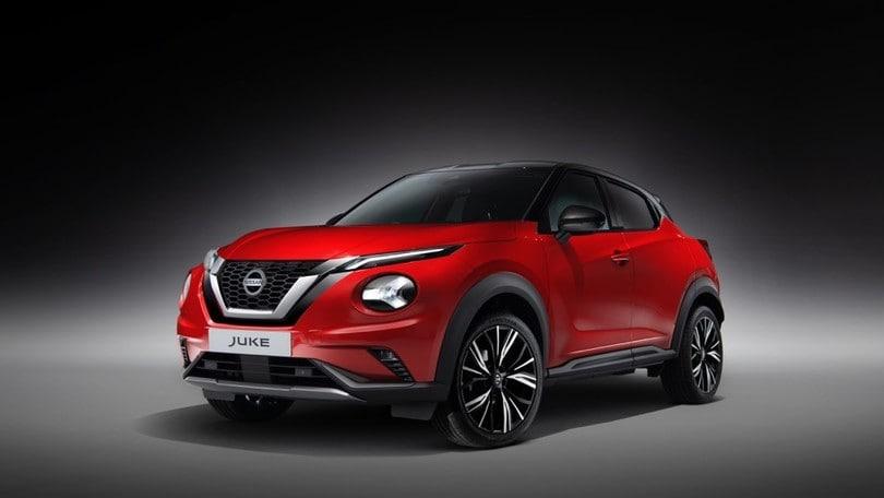 Nuova Nissan Juke, balzo in avanti su dimensioni e hi-tech