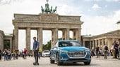 Audi e-tron Scooter, un nuovo modo di muoversi