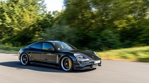 Porsche Taycan: foto