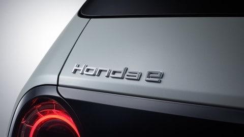 Honda e: foto