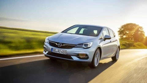 Opel Astra, test su strada: Foto